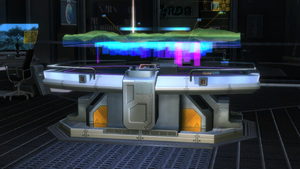 OPS-Halostation