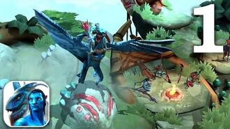 Avatar Pandora Rising Gameplay Walkthrough (Android, iOS) - Part 1