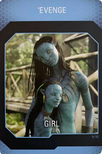 Na'vi Translator Card nr8