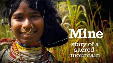 The real Avatar Mine - Story of a Sacred Mountain