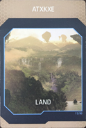Na'vi Translator Card nr73