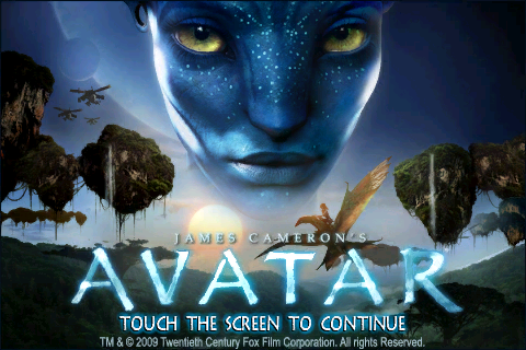 Avatar Das Spiel Ios Android Palm Pre Avatar Wiki