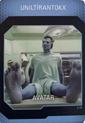 Na'vi Translator Card nr2
