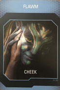 Na'vi Translator Card nr21