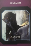 Na'vi Translator Card nr31