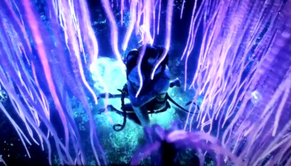 Avatar sex scene video