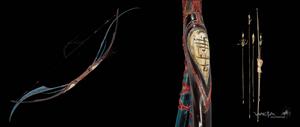 Na'vi Weapon Bow 1