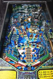 Avatar Pinball Close-up