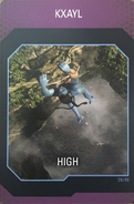 Na'vi Translator Card nr26
