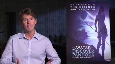 Behind the Scenes of AVATAR Discover Pandora