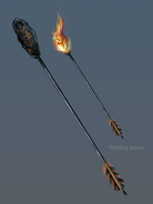 Flaming Arrow