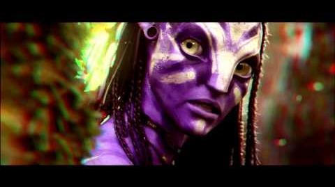 Avatar 3D 1080p Anaglyph Trailer
