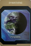 Na'vi Translator Card nr75