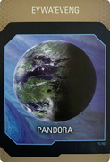Na'vi Translator Card nr75
