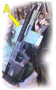 CARB GS-221 assault rifle