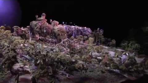 Pandora- The World of AVATAR Imagineering Exhibit at D23 Expo 2015