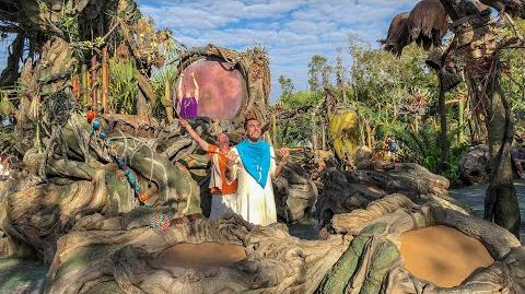 4K NEW 2018 Refresh - Swotu Wayä Na'vi Drum Ceremony