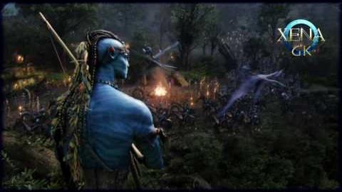 Avatar Tribute Jake & Neytiri