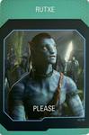 Na'vi Translator Card nr48