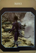 Na'vi Translator Card nr69