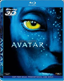 Avatar 3D box