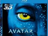 Avatar 3D Blu-ray