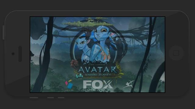 James Cameron's Avatar Warrior's Journey, WIP trailer