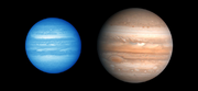 Exoplanet Comparison Polyphemus