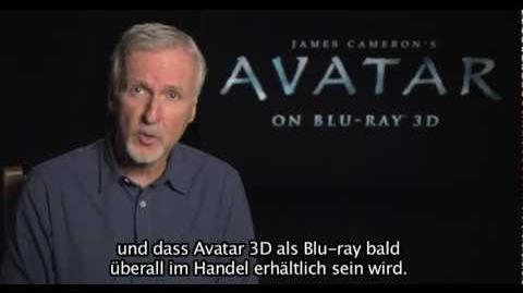 Avatar on Blu-ray 3D (German)