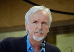 James Cameron 2012