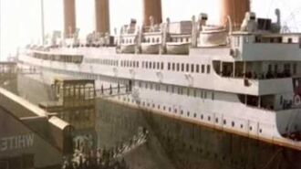 Orignial Titanic Boarding Scene