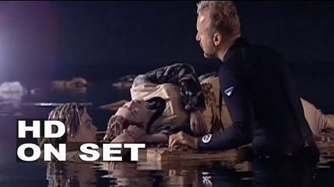 Titanic Behind the Scenes Part 1 of 2 HD - Leonardo DiCaprio, Kate Winslet