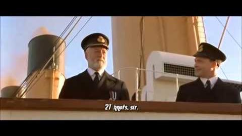 Take Her To The Sea, Mr. Murdoch - Titanic Scene