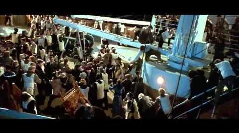 Titanic - Sinking scene FULL Part 1 2