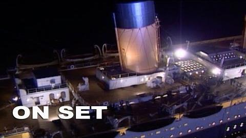 Titanic Behind the Scenes (Broll) part 2 of 4