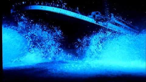 Titanic 3D breaks in half 2012