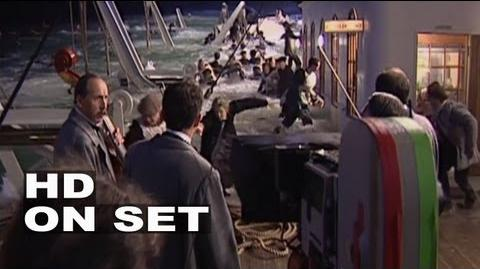 Titanic Behind the Scenes Part 2 of 2 HD - Leonardo DiCaprio, Kate Winslet