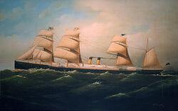 RMS.Britannic.LiverPool
