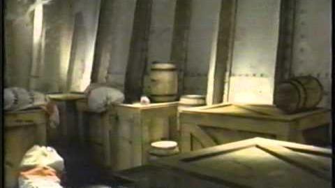 Titanic (1997) - Behind the Scenes FX - Miniature Props etc