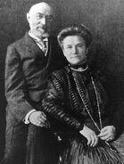 Ida and Isidor Straus