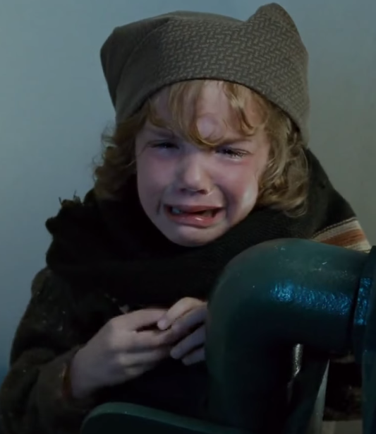 Child. Cal's Crying Girl ...