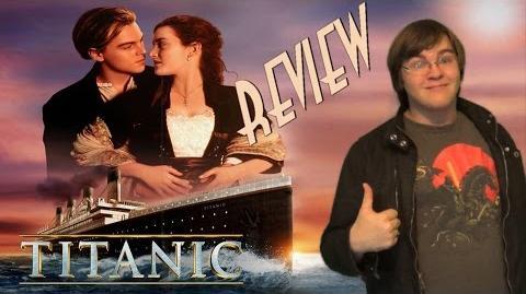 TITANIC (1997) -20th Anniversary- BIGJACKFILMS REVIEW