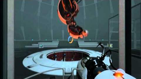 SPOLERS Portal 2 Wheatley