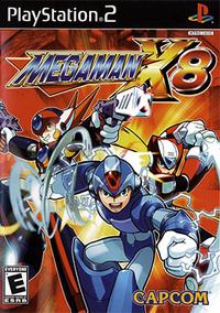 Mega Man X8 Coverart-1-