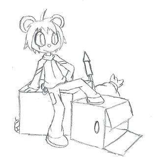 Ace Auton Sketch