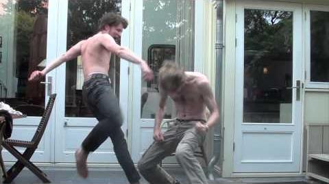 Fight Scene FAIL