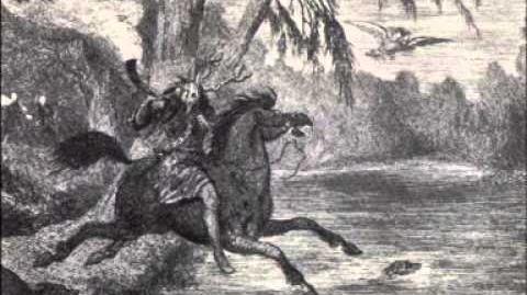 """Savage Worlds - """"The Wild Hunt"""" part 2"""