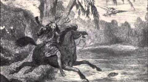 """Savage Worlds - """"The Wild Hunt"""" part 3"""