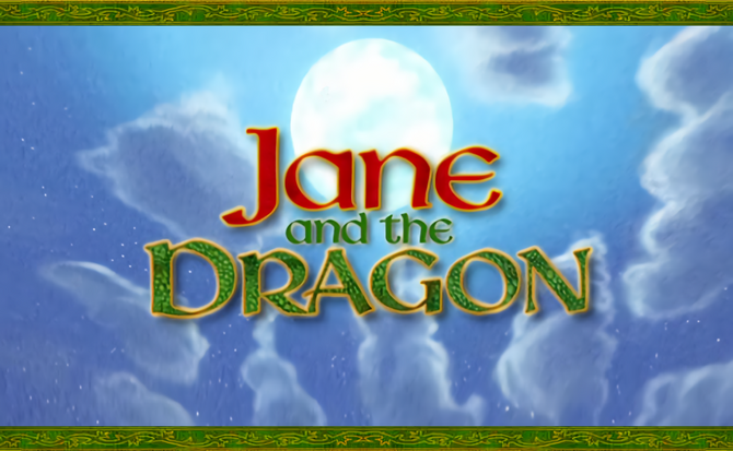 Jane and the Dragon (tv series) title