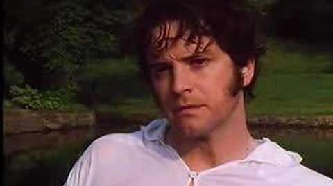 Pride and Prejudice The Lake Scene (Colin Firth Strips Off)